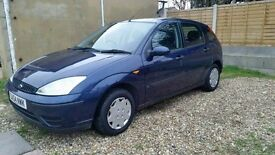 ford focuse CL 2004 1.4 hpi clear good condition