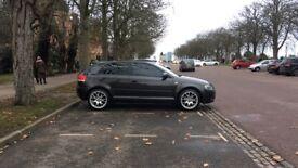 Audi A3 2006 Bbs wheels