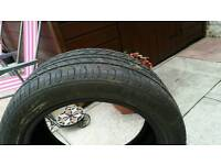 Pace tyre 245 45 17