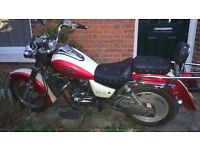 Lifan King 125cc Motorbike- Low Milage, Low Rust, Low Cost