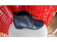 Top Shop ladies lace up boots