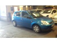 2004 ford fiesta ( breaking for spares)