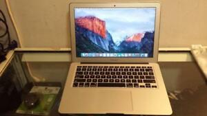 "Used 2015 Macbook Air 13"" with Intel Core i5 Processor, 4GB RAM, Webcam, HDMI and Wireless for Sale"