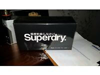 Superdry aftershave 75ml brand new sealed