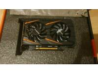 Gigabyte AMD RX 550 2GB - BARELY USED