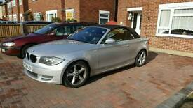 Bmw 1 series convertible 120i se