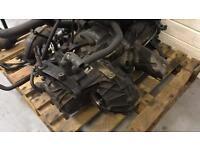 Vauxhall vivaro pk6 gearbox