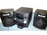 Stereo Set for sale