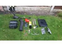 Classic Mini job lot of parts (Gearstick, heater, mark 2 lights)