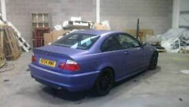 Bmw 320cd msport 150bhp auto swap or sale