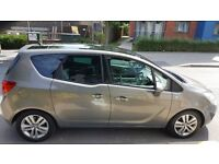Vauxhall Meriva 1.6 CDTI 5 doors. Ideal for long journeys, a family or the elderly.