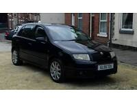 For sale Skoda Fabia VRS PD 55 PLATE FULL MOT