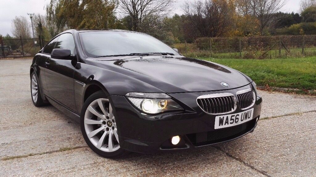 2006 Bmw 6 Series Coupe 650i Sport Auto Full Service History Mega Spec
