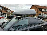 Large Family Roofbox
