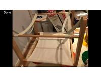 Moses Basket Stand -FREE