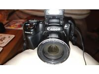 Canon Powershot SX500IS Bridge Camera