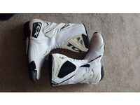 TCX Motorbike boots size 11 only worn once