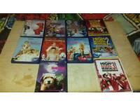 Walt Disney DVD collection