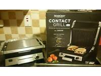 Grill & barbecue 3in1 Silvercrest