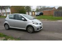 Toyota Aygo 1litre Automatic 2009