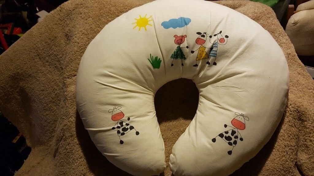 Breast feeding cushion / baby seat | in Sheffield, South Yorkshire ...