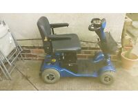 Sterling Sapphire 2 Mobility Scooter - Blue