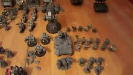 Warhammer 40k space marine