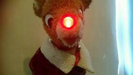Build a bear workshop rudolph with light and sound