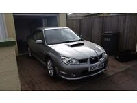 SUBARU IMPREZA WRX HAWK EYE (IM5) Original/Garaged