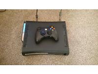 Xbox 360 elite jasper edition £85 ono