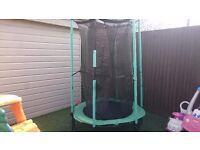 Junior chad valley trampoline 4ft