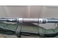 Nash 10 ft rod with case