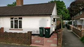 1 or 2 Double Bedroom Semi Detached Bungalow For Rent