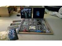 Spy or Die Trying board game