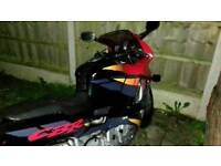 Mint condition cbr 600 for sale of swap