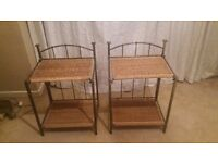 Two Bedroom side Table's