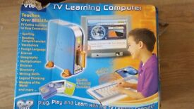 VTECH TV Learning Computer