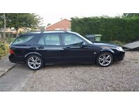 saab 9-5 1.9TiD Great spec, low miles for age, nice comfy car. 2 owners + lots of history