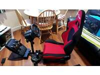 Ps4 vr 2 games play seat logitech g29