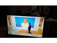 PANASONIC 42 INCH LED FREEVIEW HD TUNER WITH USB.