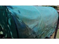 POLY TUNNEL 4 x 2 meters