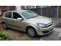 VAUXHALL ASTRA 1.6 1350 NO OFFER