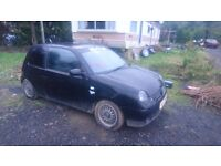 VW Lupo 1.4 sport good condition