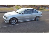 Bmw 320 Cd M Sport 6 speed manual
