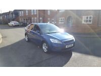 10 REG FORD FOCUS 1.6 TDCI STYLE 5DR BLUE 1-OWNER MOT-18 FSH 2-KEYS OUTSTANDING FREE-DELIVERY CHEAP