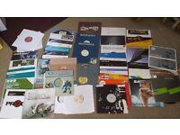 Random selection of House, Prog House, Breaks, Hard House & more Vinyl