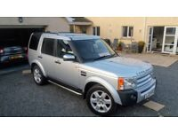 LAND ROVER DISCOVERY 3 TDi V6 2.7 METROPOLIS Ltd Edition (of 300) 7 SEATER TOP OF THE RANGE LATE 06