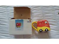 RNLI Lifeboat campervan style mug
