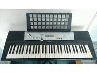 Yamaha YPT-200 Electric portable keyboard with stand