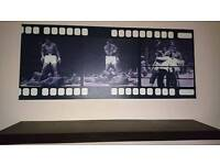 Muhammad Ali canvas